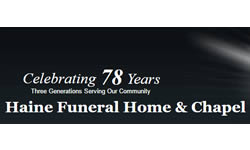 Haine Funeral Home & Chapel